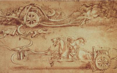 10 Greatest Leonardo Da Vinci Inventions