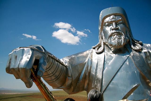 genghis khan IMG_6937 Genghis Khan