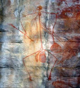 cave paintings Aboriginal_Art_Australia