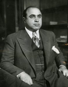 notorious mobsters Al_Capone_in_1930