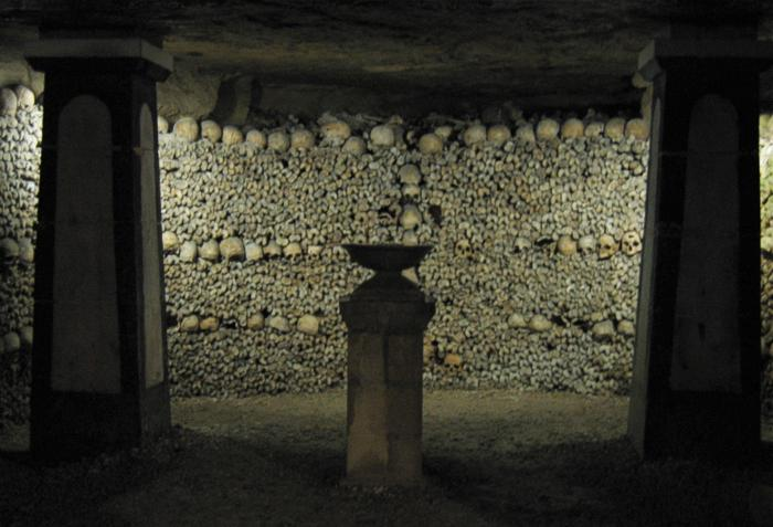 mysterious places Catacombs