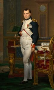napoleon bonaparte Jacques-Louis_David_-_The_Emperor_Napoleon_in_His_Study_at_the_Tuileries_-_Google_Art_Project