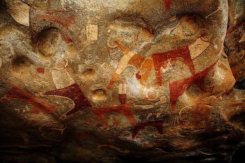 cave paintings Laas_Geel