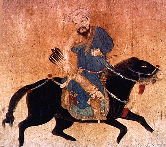MongolArcher genghis khan