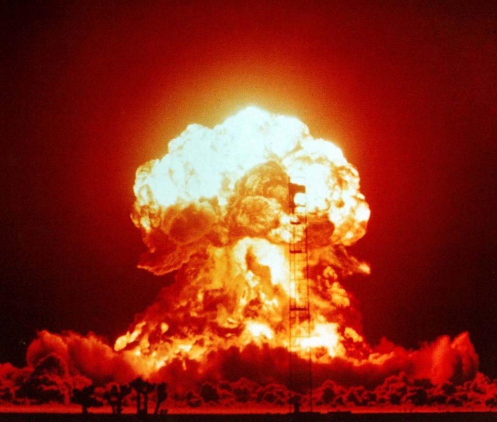 nuclear bomb effects Operation_Upshot-Knothole_-_Badger_001 (1)