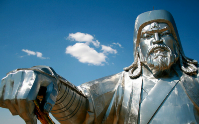 10 Shocking Facts About Genghis Khan