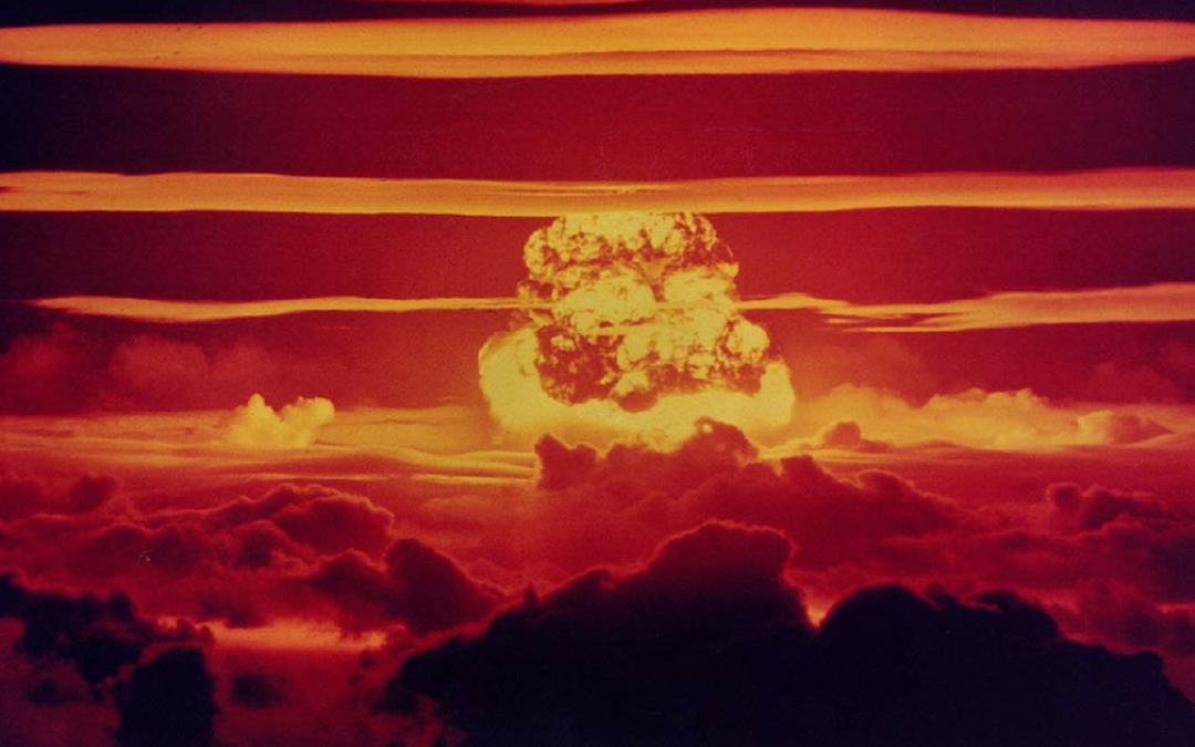 10 Terrifying Nuclear Bomb Effects