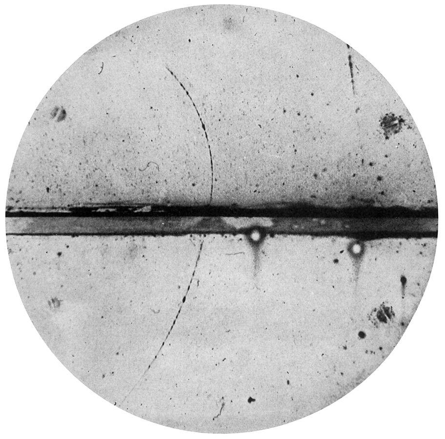 antimatter bomb PositronDiscovery