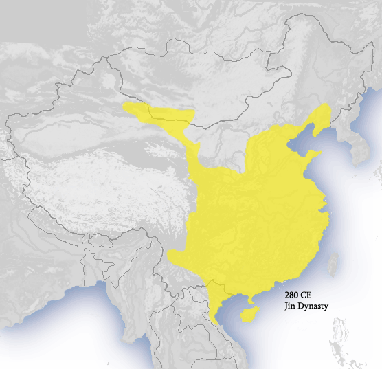 three kingdom period Western_Jeun_Dynasty_280_CE (1)