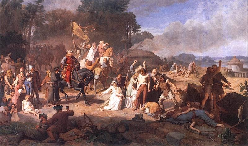 the Crusades Wojciech_Gerson-Oplakane_apostolstwo