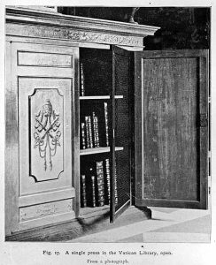 Milkau_Biblioteca_Vaticana_-_Bücherschrank_279-2