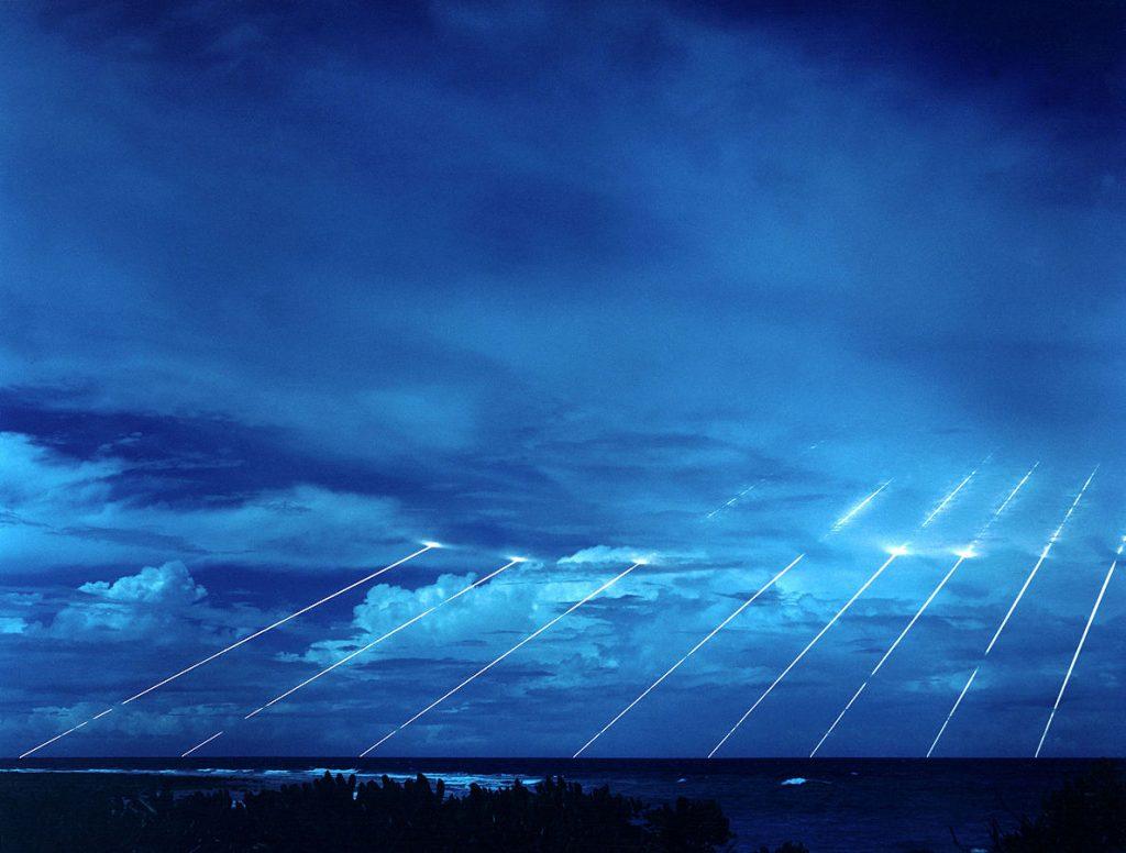 Peacekeeper-missile-testing