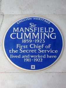 Sir_Mansfield_Cumming_1859-1923_First_Chief_of_the_Secret_Service_lived_and_worked_here_1911-1922