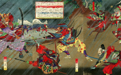 Sengoku Period: The Bloodiest Period In Japanese History
