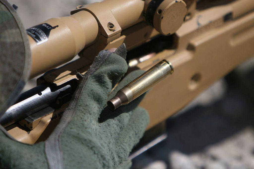 sniper ShotsUSMC-19560