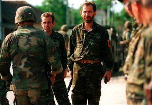 2001 War Republic of Macedonia