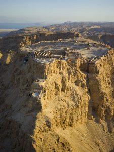 Israel-2013-Aerial_21-Masada