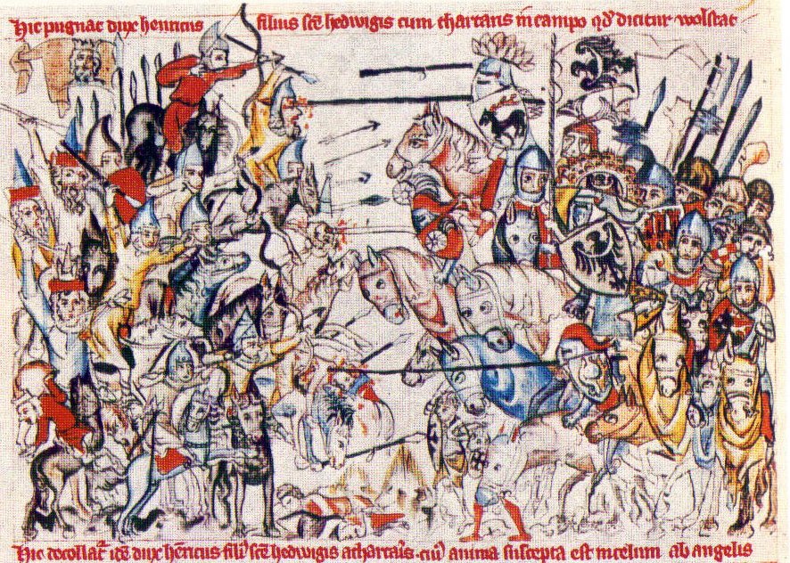 Legnica the mongols