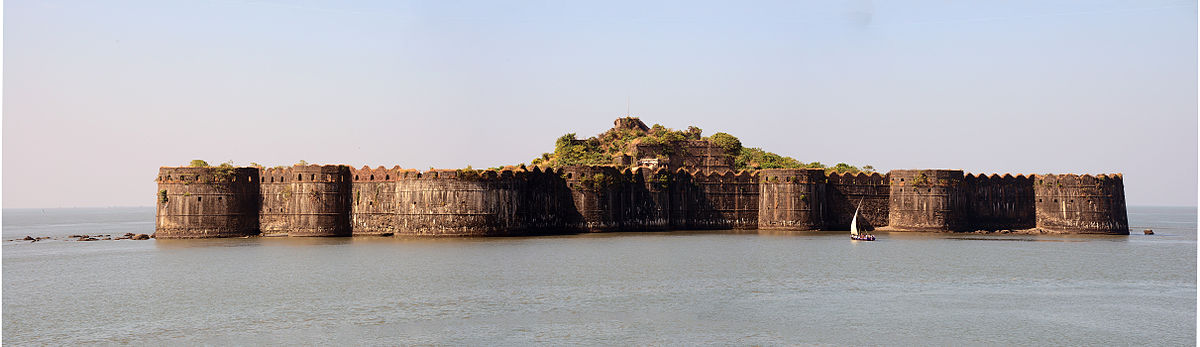 Murud_Janjira_Panoramic_View