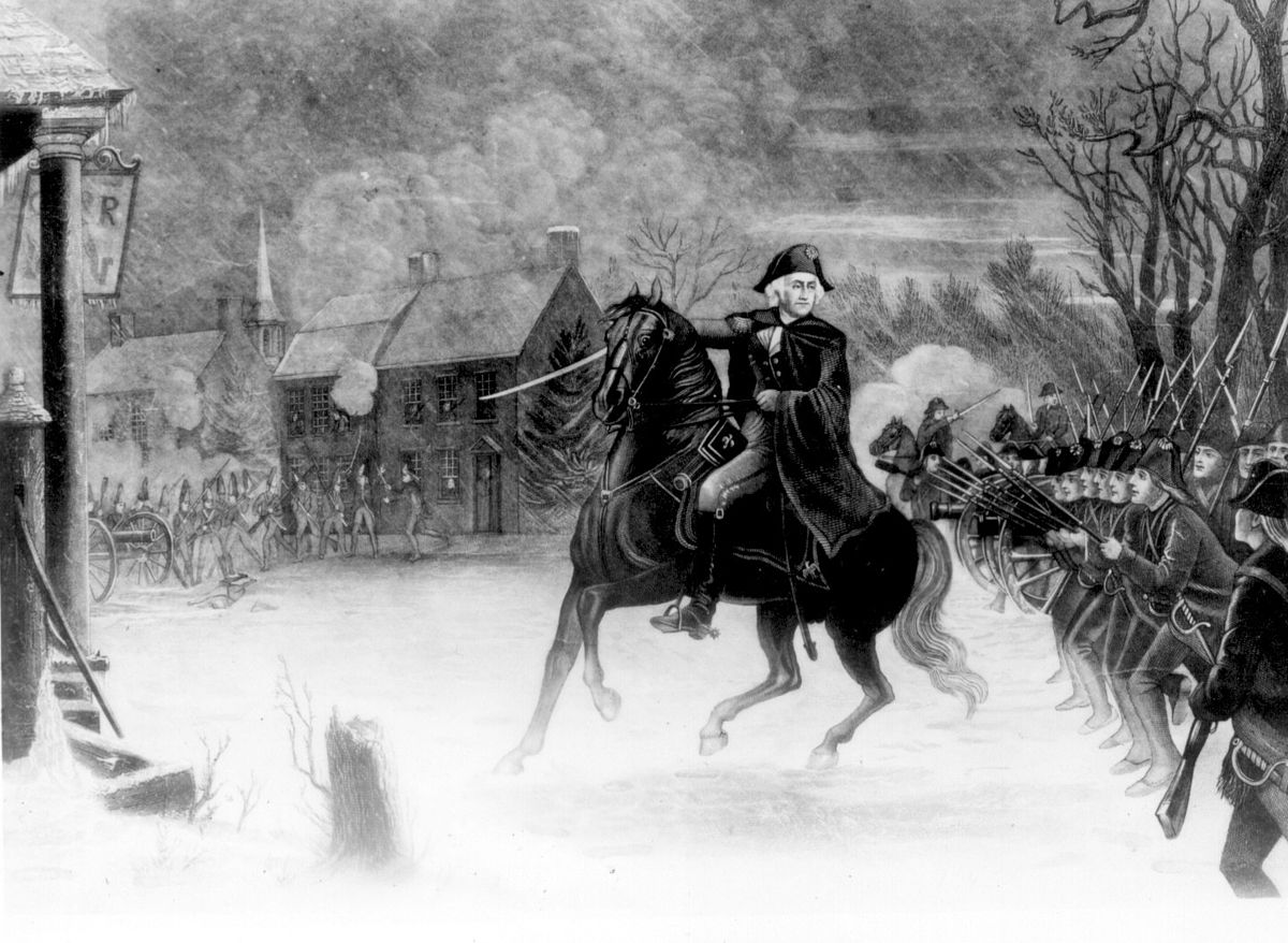 ambushes Henry-revolutionary-war