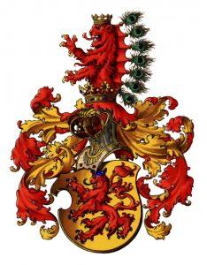 dynasties Familienwappen_Habsburg-Stroehl