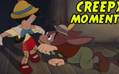 10 Scariest Disney Moments