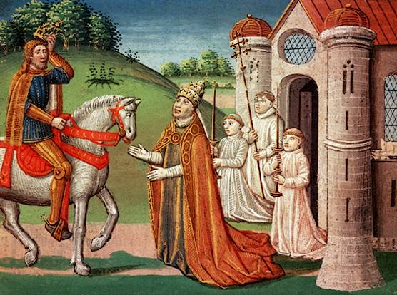 Charlemagne_and_Pope_Adrian_I