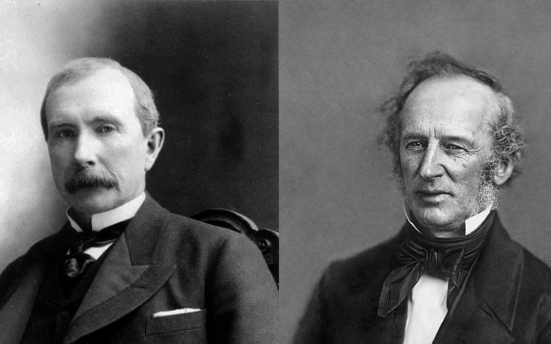 6 Famous Robber Barons Who Ruled America