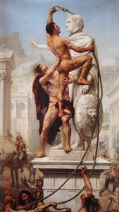 336px-Sack_of_Rome_by_the_Visigoths_on_24_August_410_by_JN_Sylvestre_1890