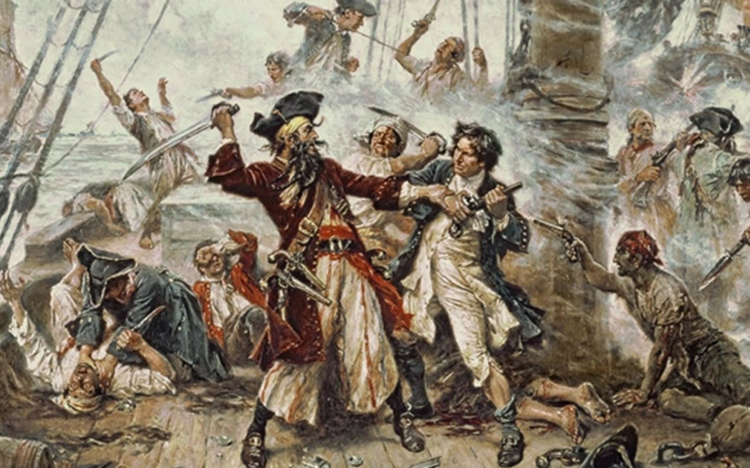 10 Facts About Pirates That Might Shock You