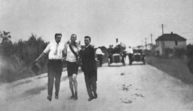 1904 olympic marathon