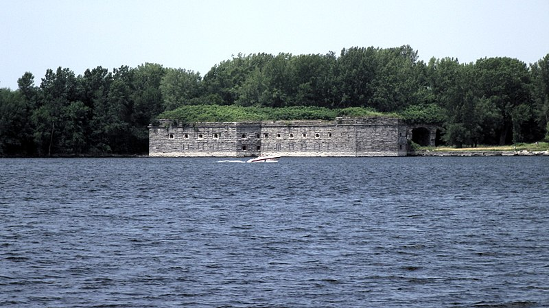 Fort Blunder Fort Montgomery