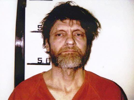 Theodore_Kaczynski famous killers