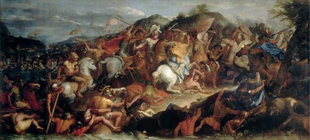 Charles_Le_Brun,_Le_Passage_du_Granique,_1665