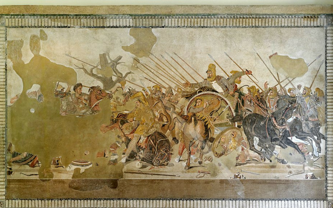 6 Greatest Battles Of Alexander The Great