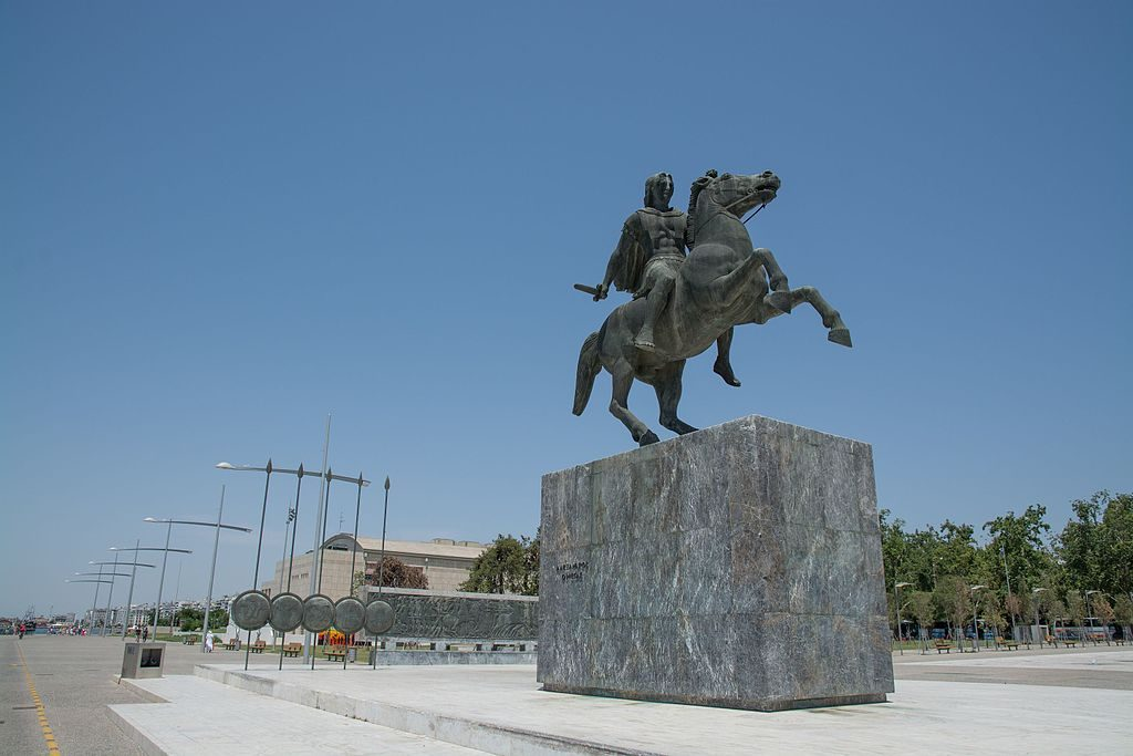 Θεσσαλονίκη_2014_(The_Statue_of_Alexander_the_Great)_-_panoramio