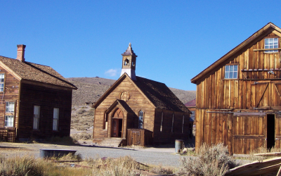 The Cursed Ghost Town of Bodie, California