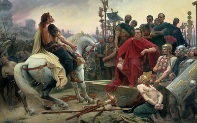10 Greatest Ancient Generals Who Crushed Their Enemies