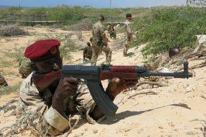 Somalia lawless