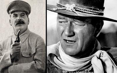 That Time Stalin Tried To KILL John Wayne