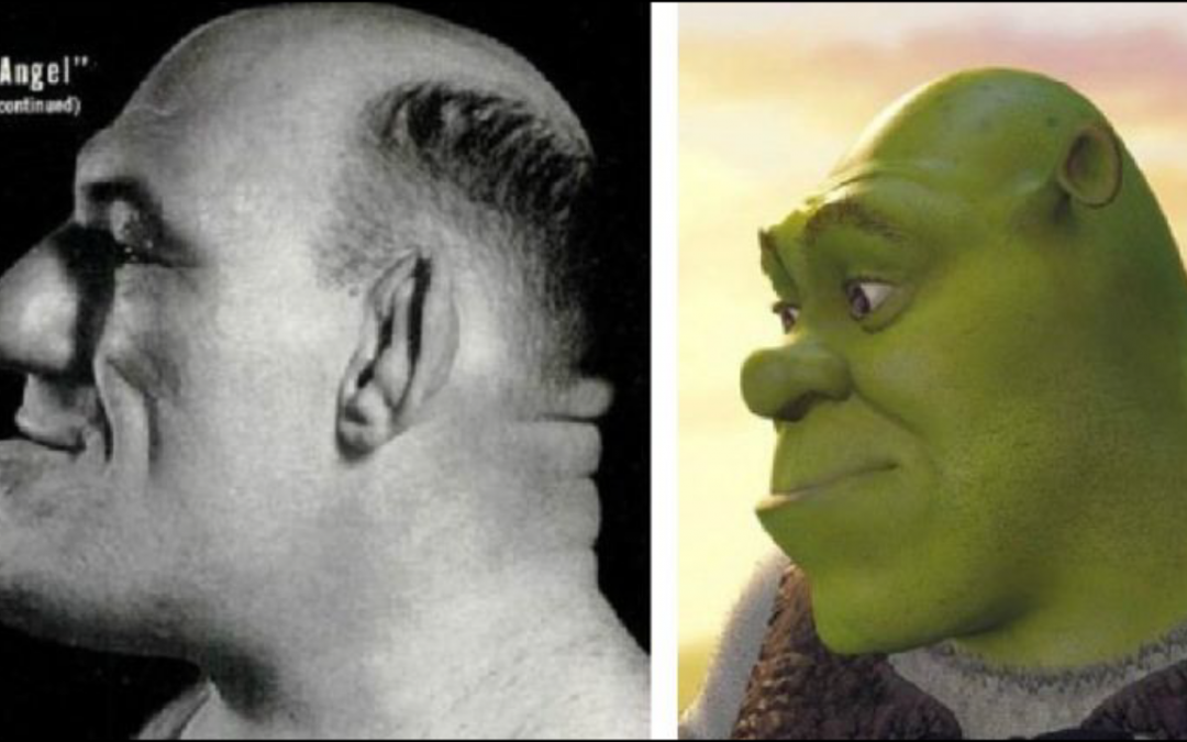 The Real Shrek – Maurice Tillet, The French Angel