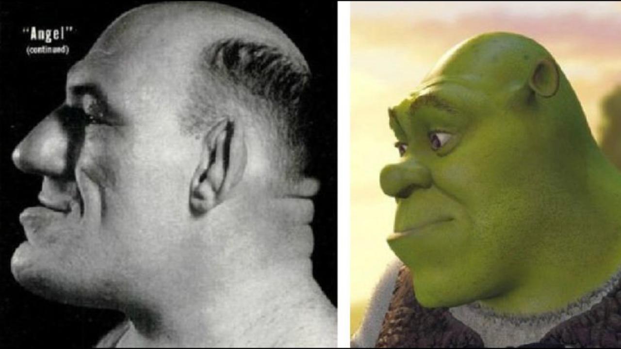The Real Shrek – Maurice Tillet, The French Angel - Eskify