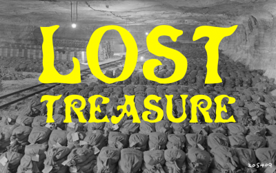 10 REAL LOST TREASURES You Can Find