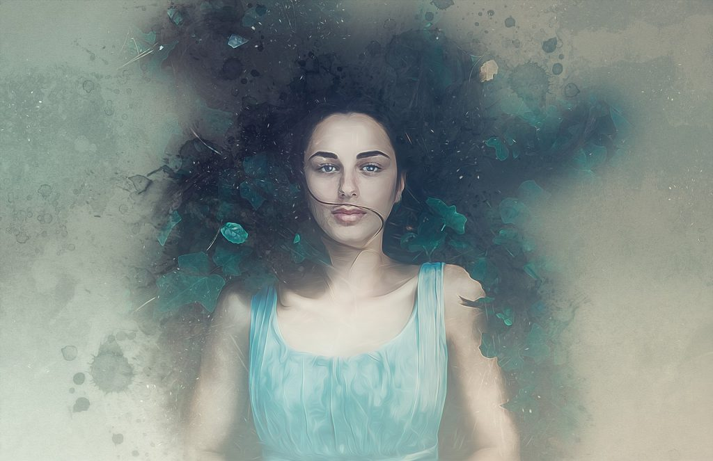 Lady of Llyn y Fan Fach