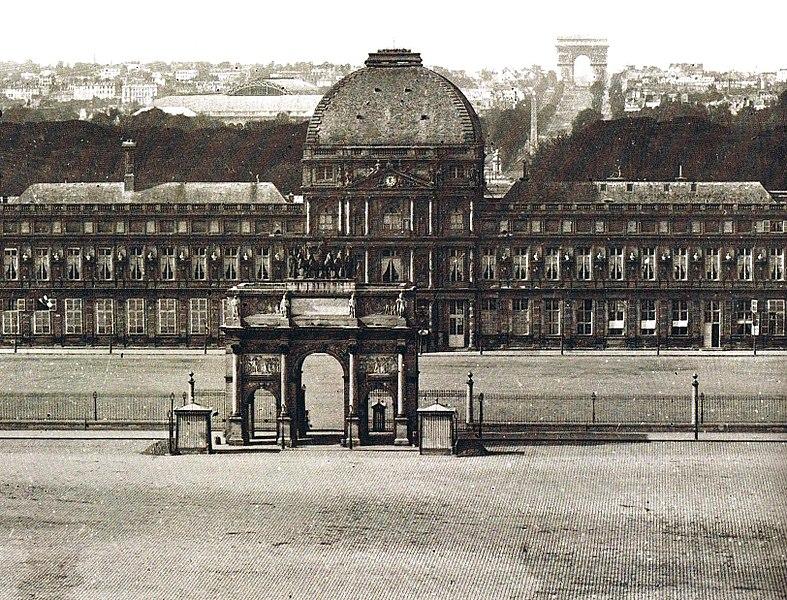 ghost of Tuileries