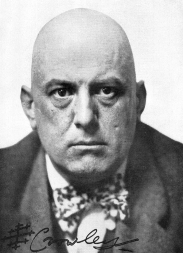 Did Aleister Crowley summon the devil?