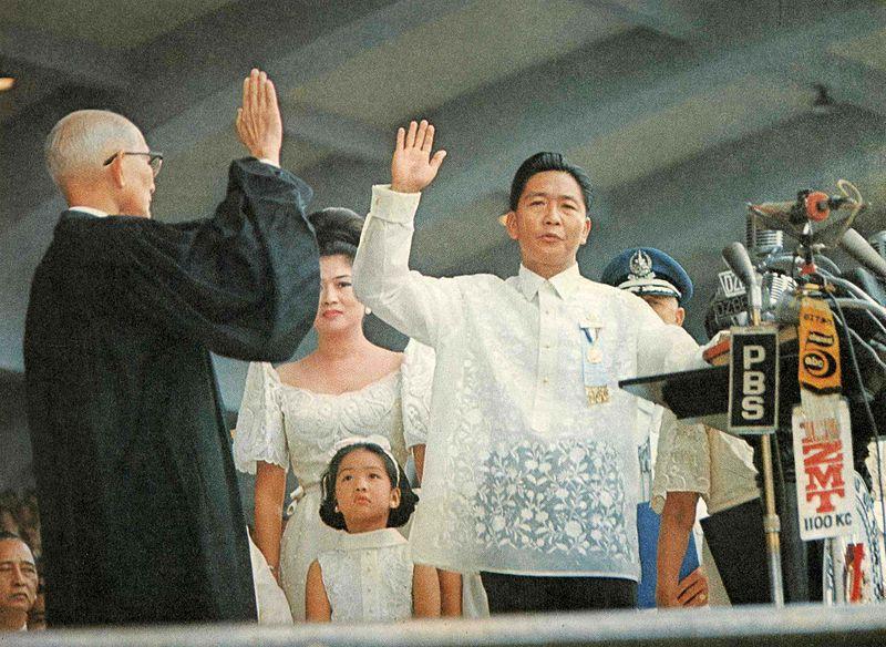 Ferdinand Marcos: crazy dictator