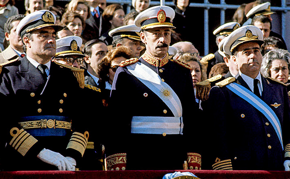 Jorge Videla: crazy dictators