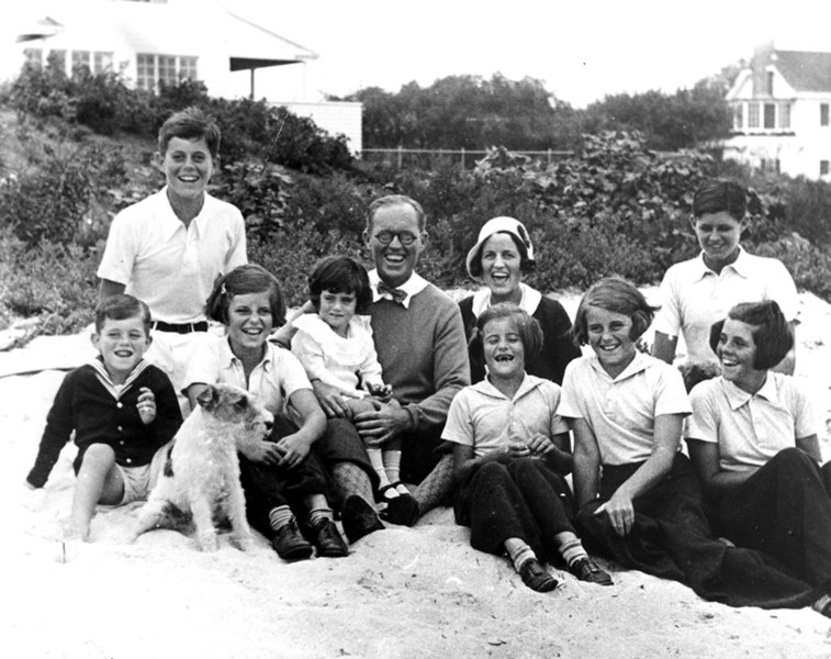 Real curses: The Kennedy family