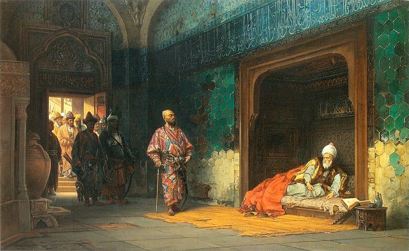 Real curses: Timur